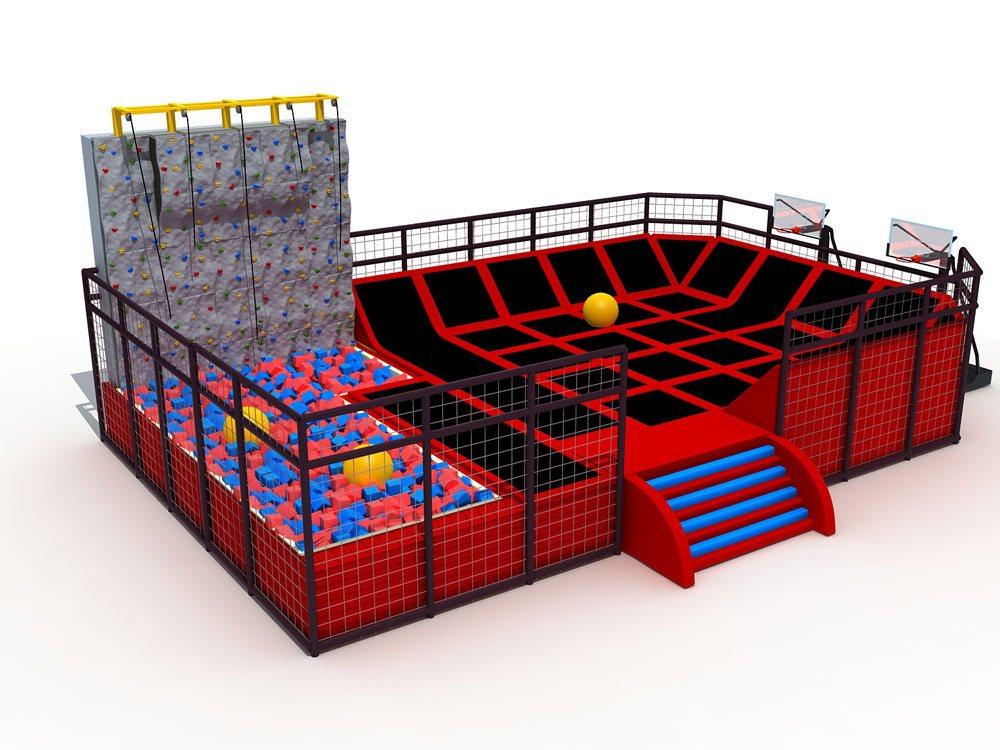 lekeland-klatre-og-trampoline-park